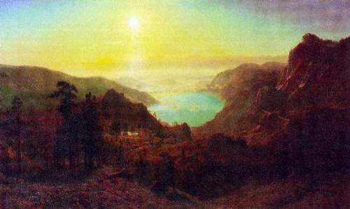 Bierstadt - Donner Lake [2]